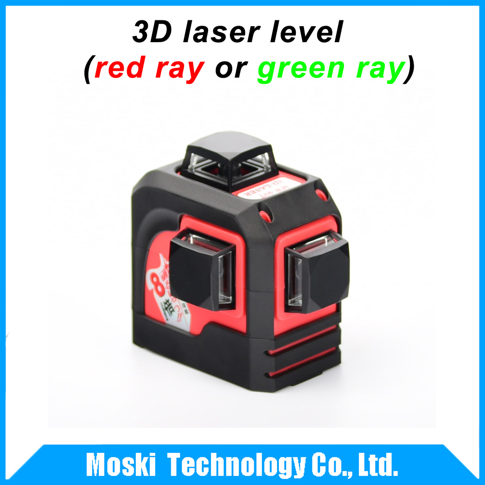 Red lines or Green lines Fukuda,MW-93T 3D 12Lines laser level,Self-Leveling 360 Horizontal,Vertical Cross Super Powerful kapro 515 540nm horizontal vertical laser level green color accuracy 0 2mm m model 872g