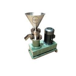 JMS80 handlowych orzeszków ziemnych maszyna do produkcji masła młyn koloidalny szlifierka mechaniczna cena w Roboty kuchenne od AGD na