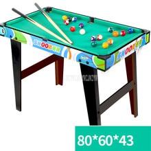 Детский бильярдный стол, наборы, маленький бильярдный стол, деревянная рама, бильярдный стол с шариками и кием, детская спортивная игрушка, HD356-2