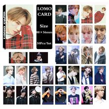 YANZIXG KPOP GOT7 Album EYES ON YO YuGyeom Self Made Paper Poster Photo Card Lomo Card HD Photocard(China)