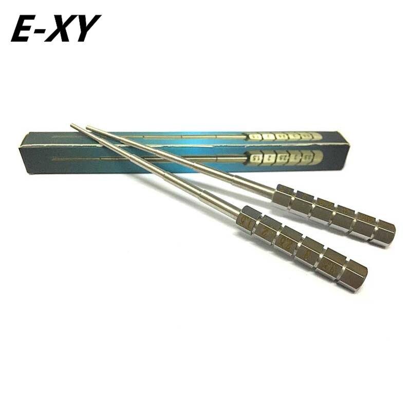 E-XY  Micro Coil Jig E Cigarette RDA Atomizer Wick Wire Coil Tool Wick Jigs Wrapping Coil Screwdriver For RDA RBA Atomizer
