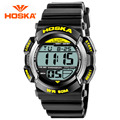 HOSKA Watches Children Digital Wristwatches Dive 50M Complete Calendar Boys Sports Watch Fashion Girls Watches /Large and Small