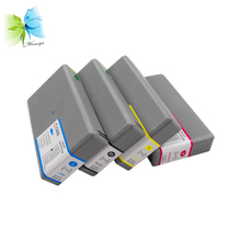 Winnerjet 5 Sets T7901 Ink Cartridge for Epson Workforce Pro WF-4630 WF-4640 WF-5110 WF-5190 Printers, Full with Ink and Chip t6710 maintenance box for epson wf 5620 wf 5110 wf 4630 wf 5190 waste ink tank for epson t6710