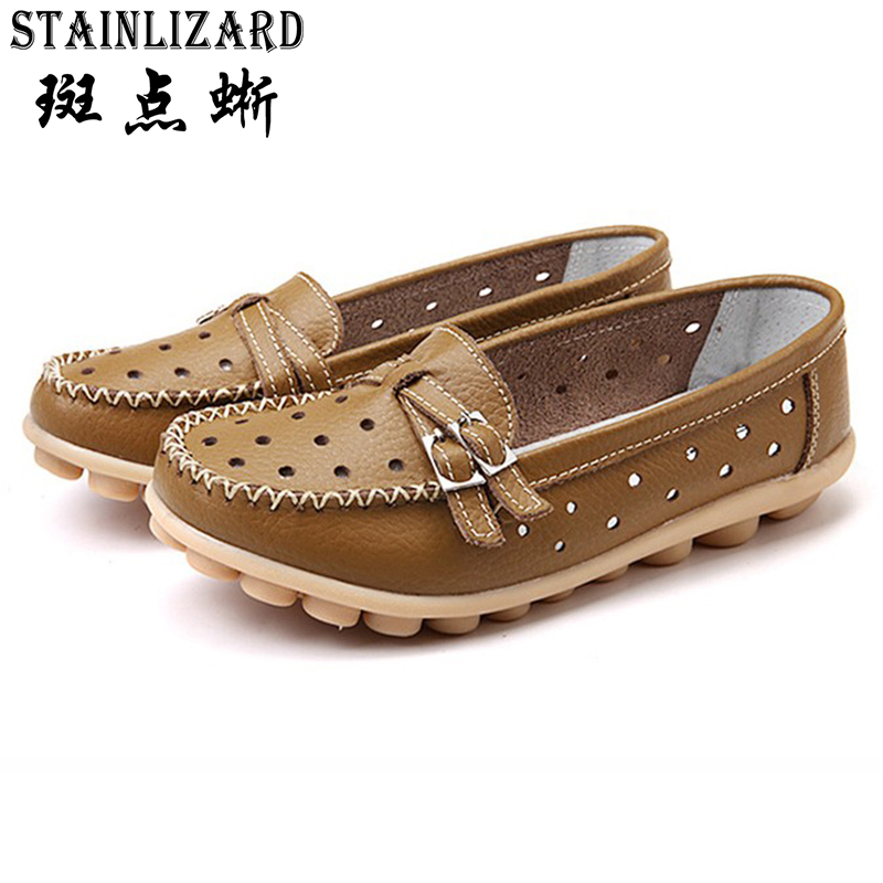 Flat Shoes Women Soft Slip on Flats Female Loafers Mother Comfortable Fashion Casual Shoe Woman PU Leather Shoes 5-DT917 soft pu leather women flat shoes casual driving loafers flats moccasins slip on comfortable buckle woman shoes new fashion sdt08