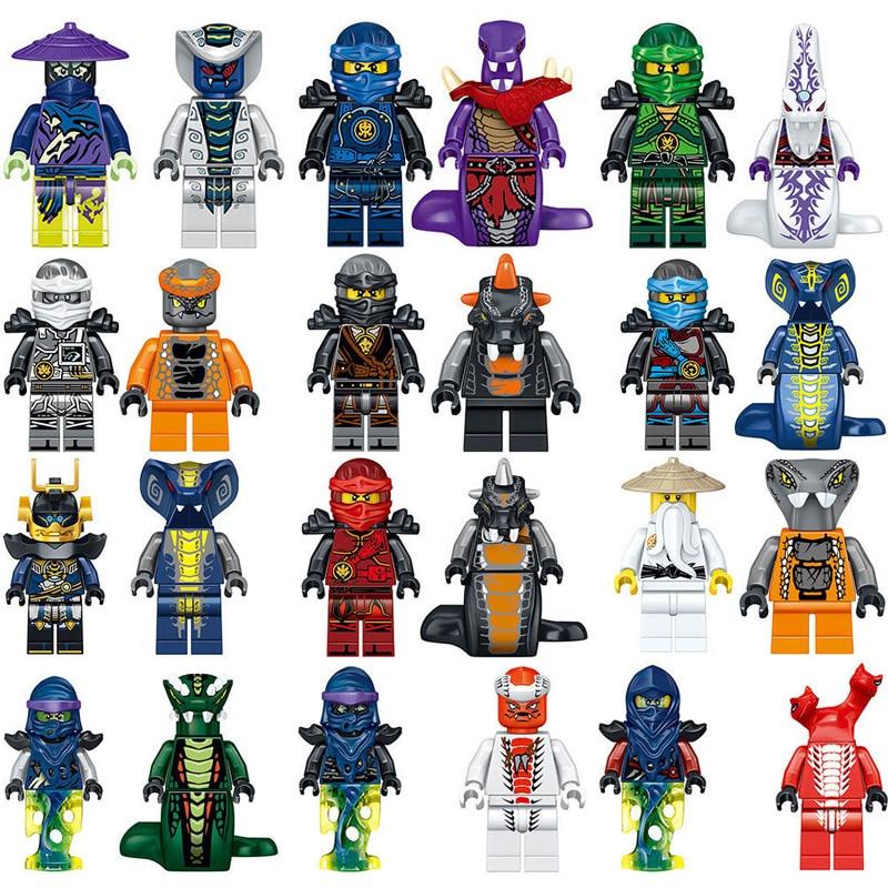 31035 24pcs Ninja go Character Building Blocks Gift Kids Toys Compatible Lepine Movie 2017 женские часы go girl only go 694923
