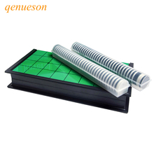New Acrylic Magnetic Portable Folding Reversi Othello Board Chess Standard Educational Home parent-children Family Game qenueson