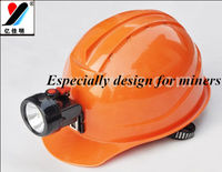 60pcs 3w KL2 8LM B Miner S Cap Lamp Safety Cap Lamp Cordless Led Mine Cap