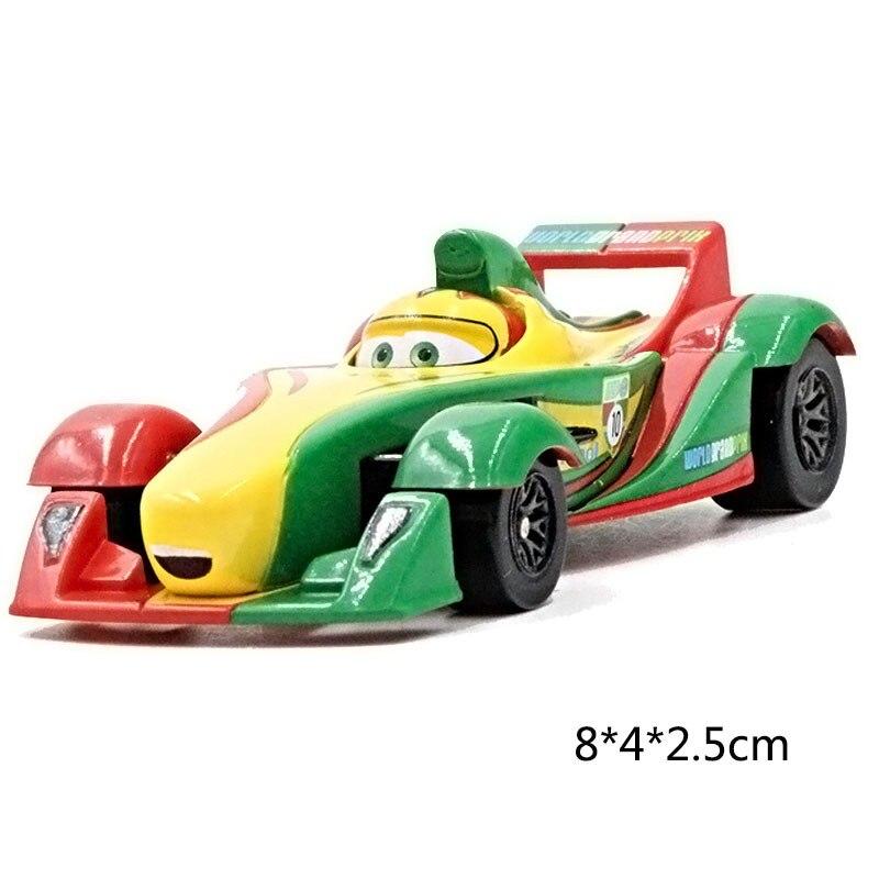 Disney Pixar Cars 2 Model Car Toys 18