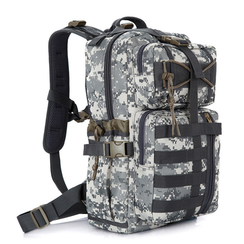 Sac tactique Camping sac à dos voyage Camo sac militaire sac à dos pour la randonnée en plein air tactique assaut Pack sac de Sport étanche