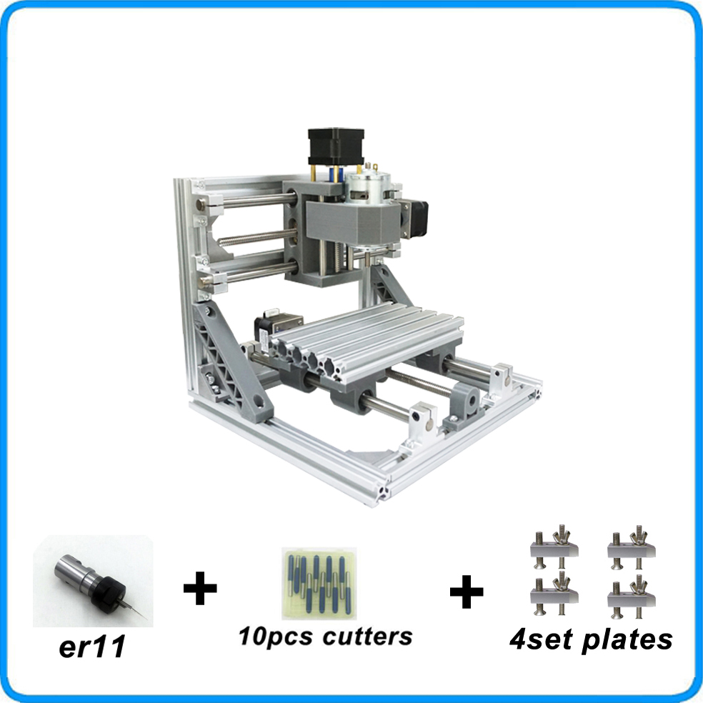 CNC 1610 with ER11,diy cnc engraving machine,mini Pcb Milling Machine,Wood Carving machine,cnc router,cnc1610,best toys gifts cnc 2418 with er11 mini cnc laser engraving machine pcb milling machine wood carving machine cnc router cnc2418 best toys gifts