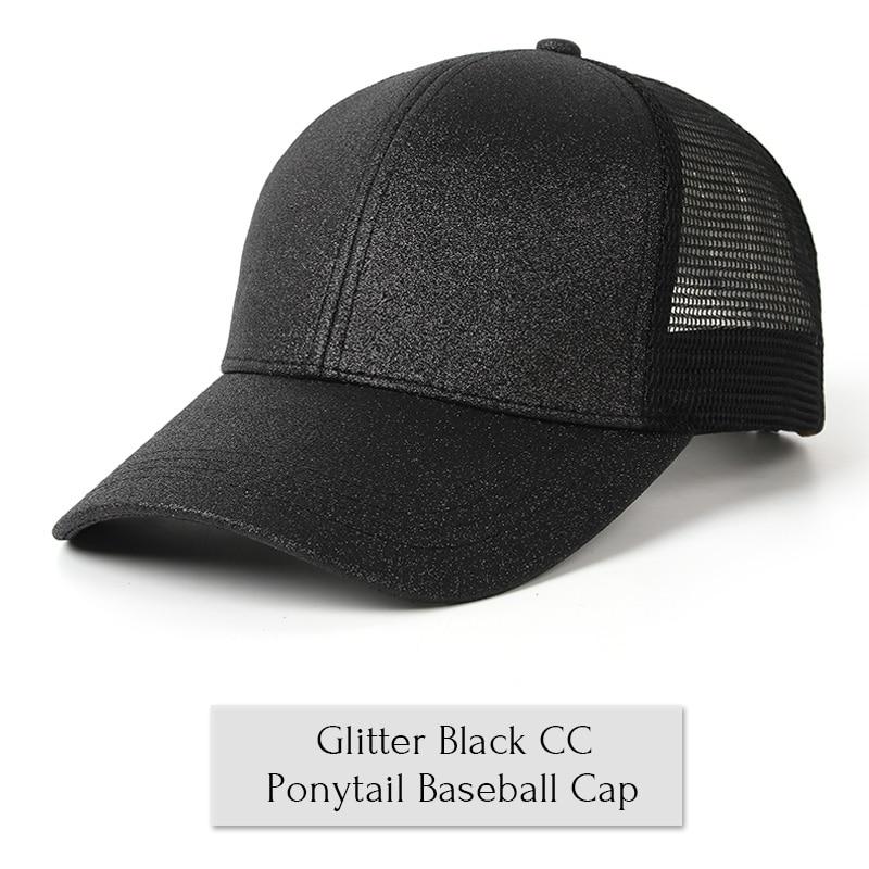 07fbb50c7f062 Women s Accessories Camo Ponytail Baseball Cap Women Messy Bun Baseball Hat  Snapback Sun Sport Caps