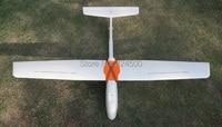 Comprar 2017 Nuevo 2016 SKYWALKER 1680 1720MM avión FPV versión UAV Control remoto planeador eléctrico RC modelo de EPO blanco avión Kits