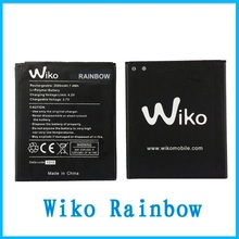 Wiko Rainbow Battery, High Quality Mobile Phone Replacement Li-ion Battery for Wiko Rainbow 2000mAh Battery
