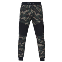 2017 New Cultivate One S Morali Camouflage Pants Trousers Casual Slim Taper Pencil Long Pants Army
