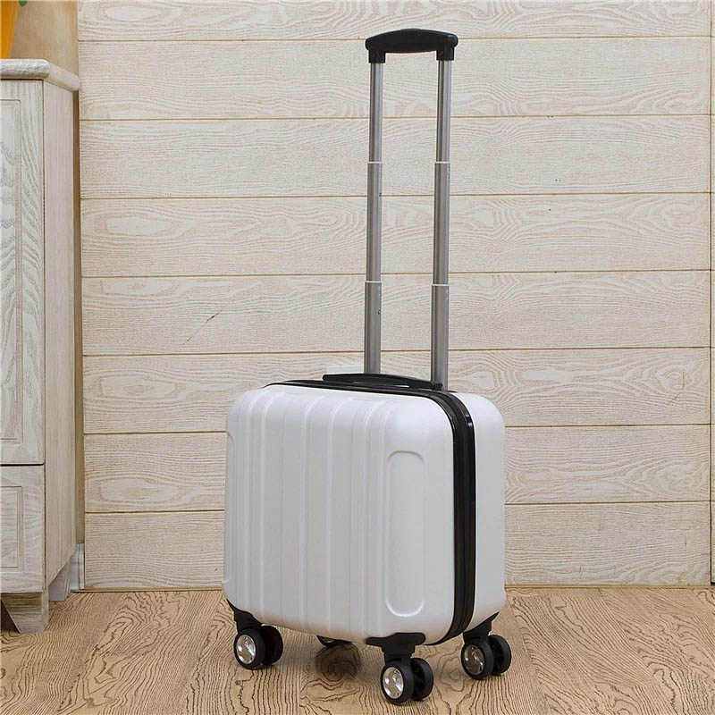 Graspdream Laptop Luggage Rolling-Suitcase Carry-On Boarding-Box Travel-Bag 18inch-Spinner