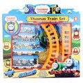 À Venda crianças trem Elétrico pequeno Thomas e seus amigos brinquedo via rail car para crianças menino modelos de coches de tru juguete