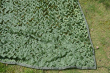 7*7M(275.5in*275.5in)green military camouflagenet green armynet huntting green camo netting military surplus camo material