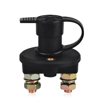 12v Car Battery Switch Boat Truck Battery Isolator Disconnect Power Cut Off Kill Switch For Marine Auto Car Audi A6 C5 A4 B7