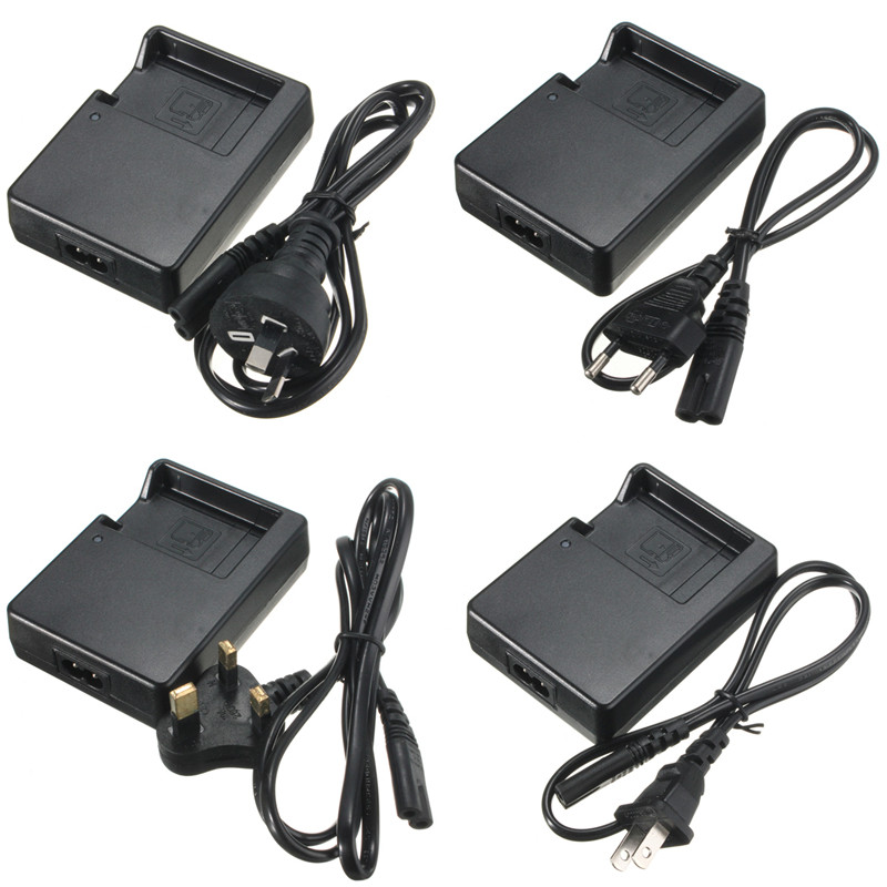 LEORY MH-24 EU/US Plug Camera Wall Battery Charger For Nikon D3100 D3200 D5100 D5200 D5500 P7700 P7100 D5100 D3100 D3200 D5200