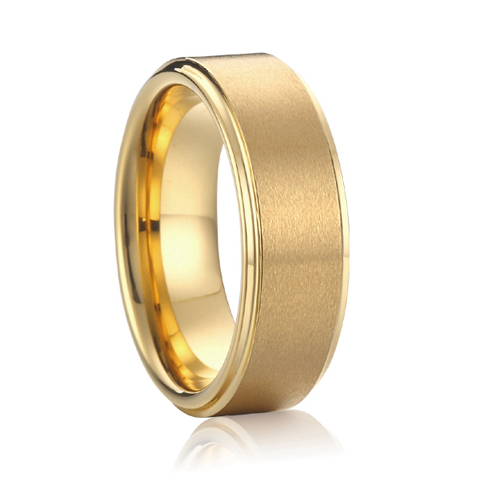 silver product wedding thumbnail wide woodgrain band rings titanium faux ring bois