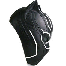 Black Panther Latex Mask Cosplay