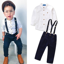 Outfit Long Toddler Birthday
