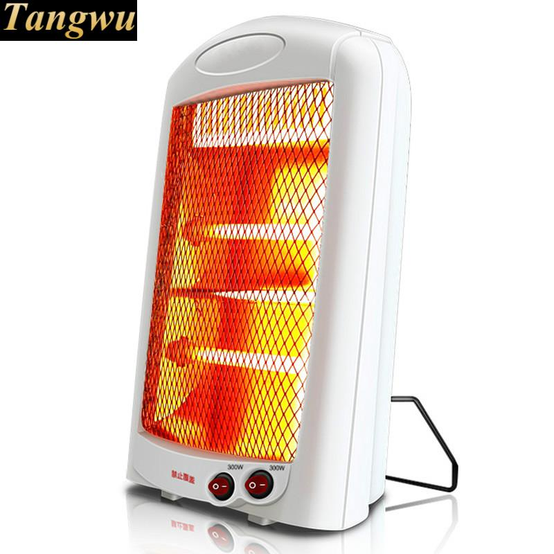 heater mini solar student electric home heating office stove energy-saving fan energy conservation and solar energy water heater electric heating tube flange air heating elements quartz glass heater tuebe