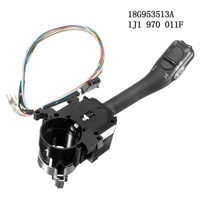 Cruise Control System CCS Stalk Streering Wheel Handle 18G953513A Harness 1J1 970 011F For VW Golf