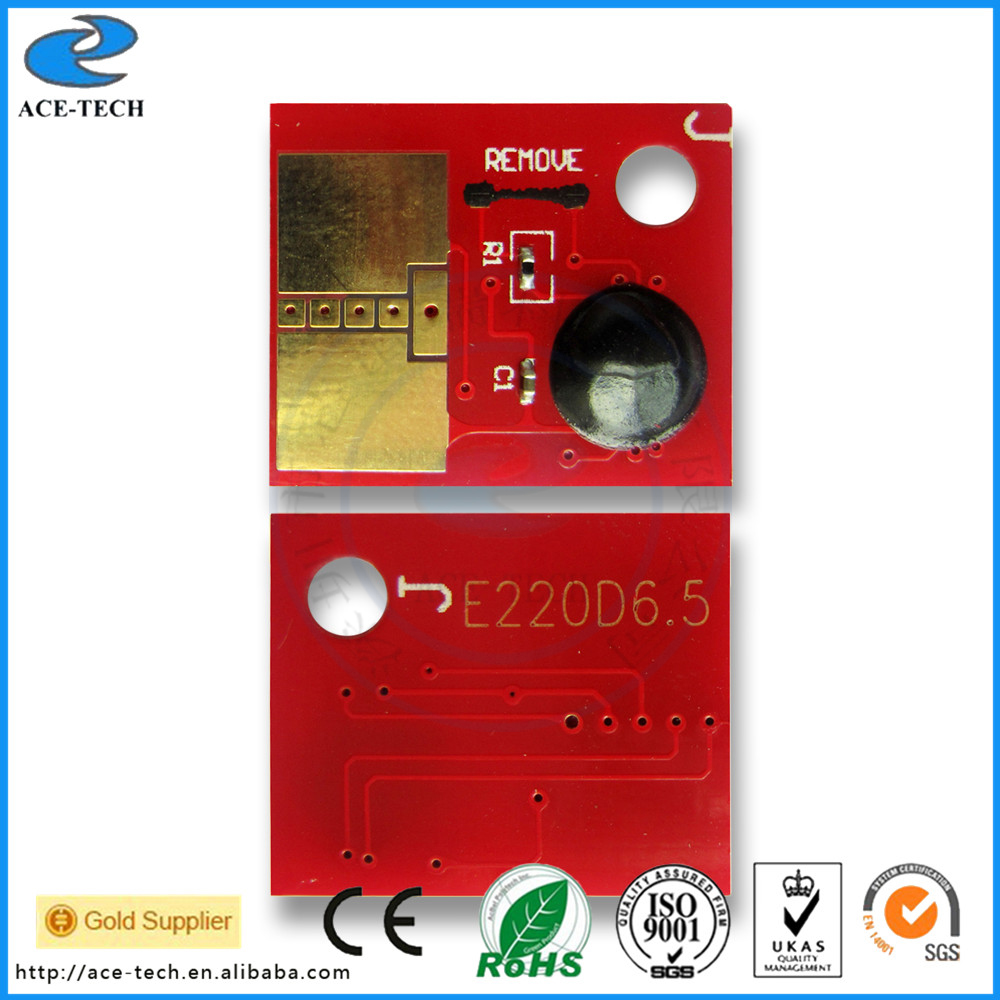 6 karat kompatibel reset toner chip für lexmark e220 e321 e323 für...