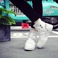 Черные Зимние Сапоги На Молнии Элегантные Ботильоны Челси Сапоги Мужчины 2016 новая Мода Белые Туфли Зашнуровать Ботинки Для Мужчин Zapatos Hombre