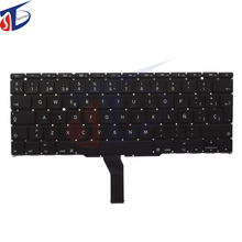 """NEW original A1370 A1465 Sp keyboard for macbook air 11"""" Spanish Spain keyboard without backlight 2011 2012 2013 2014 2015year"""
