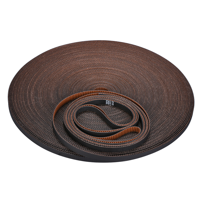 3D printer belt 2GT GT2 open type belt open Timing Belt width GT2 2GT Open Timing Belt mute dustproof For Motor belt