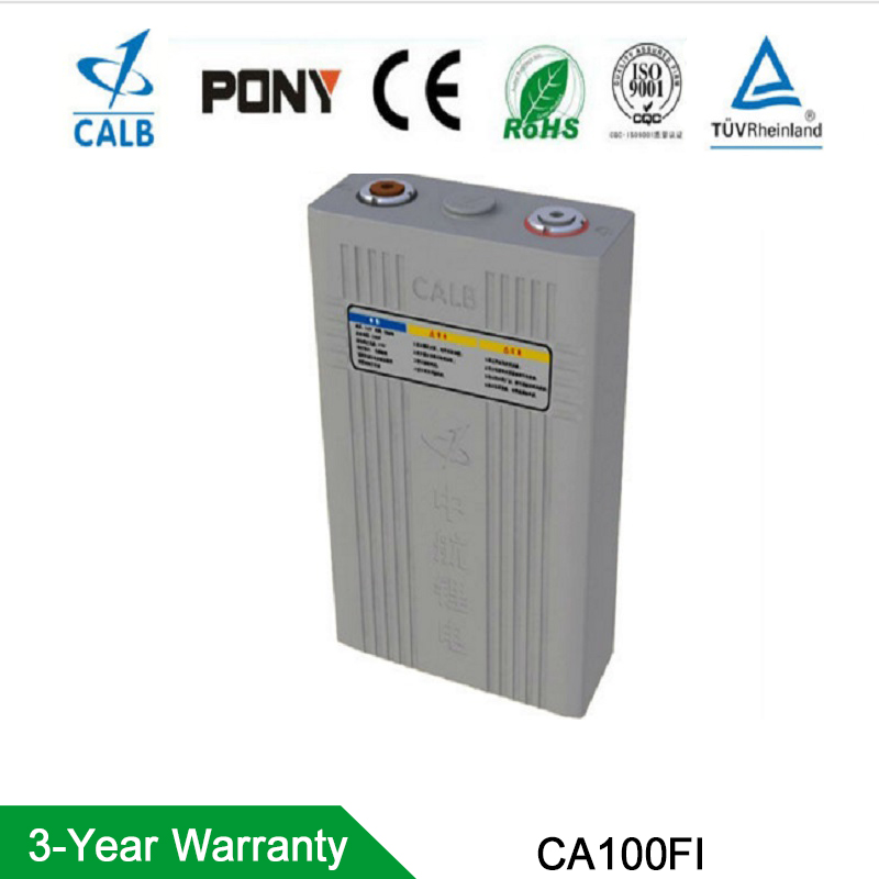 8pcs CALB 3.2V100AH LIFEPO4 Battery pack for electric vehicle/ solar/UPS/energy storage etc 1pcs gbs lifepo4 battery 3 2v400ah for electric car solar ups energy storage etc