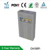 CALB 24V100AH LIFEPO4 Battery pack for electric vehicle CA100F1 Rechargeable battery cells for Eu market