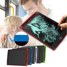 8.5 inch/12 inch LCD Writing Board Kids Tablet Erase Ultrathin E-Writer Tablet Electronic Paperless