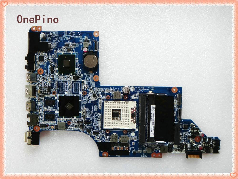 630985-001 for HP PAVILION DV7-4000 NOTEBOOK DV7 Laptop motherboard DDR3 6370/512 100% Tested top quality for hp laptop mainboard dv7 4000 630984 001 laptop motherboard 100% tested 60 days warranty