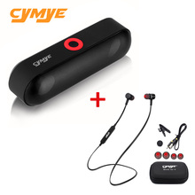 Cymye Bluetooth динамик nby-18 звук системы 3D стерео музыка Surround