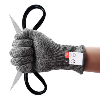 Anti-cut Outdoor Fishing Gloves Knife Cut Resistant Protection 1