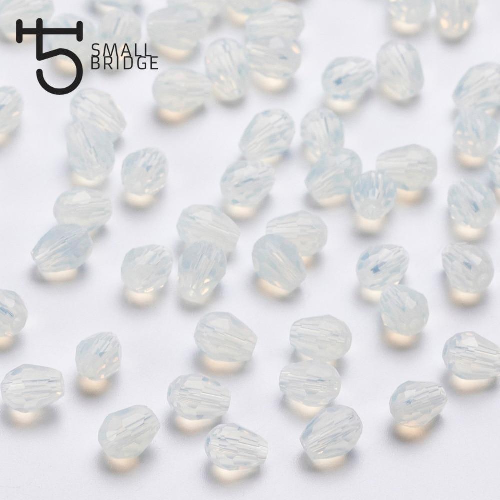Diplomatisch Österreich Lose Opal Tear Drop Kristall Perlen Für Schmuck Machen Frauen Diy Zubehör Perlen Briolette Glas Facedet Perlen Z802 Perlen Perlen & Schmuck Machen