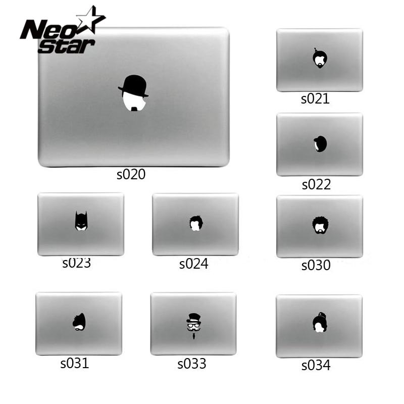 Aliexpresscom  Buy For Apple Macbook Laptop Decal Sticker Head - Batman vinyl decal stickers