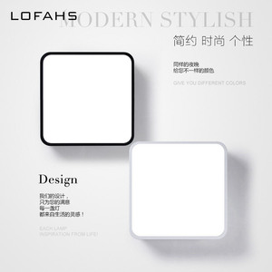 Image 5 - LOFAHS Modern LED ceiling light simple rectangle ceiling fixtures study office dining room bedroom living room led lamp