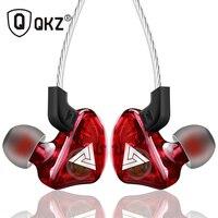 Earphone Original QKZ CK5 In Ear Earphone Stereo Running Sport Headset Noise Cancelling HIFI fone de ouvido