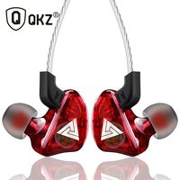 2016 Original KZ ED12 In Ear Earphone Stereo Running Sport Earphone Noise Cancelling HIFI Bss Monito