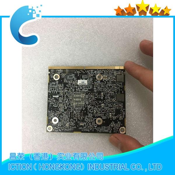 Original For iMac 21.5'' A1311 Radeon HD6750M HD6750 109-C29557-00 Graphic card VGA Video Card GPU original genuine hd 8490m hd8490m 1gb 1024mb graphic card for dell hd8490 display video card gpu replacement tested working