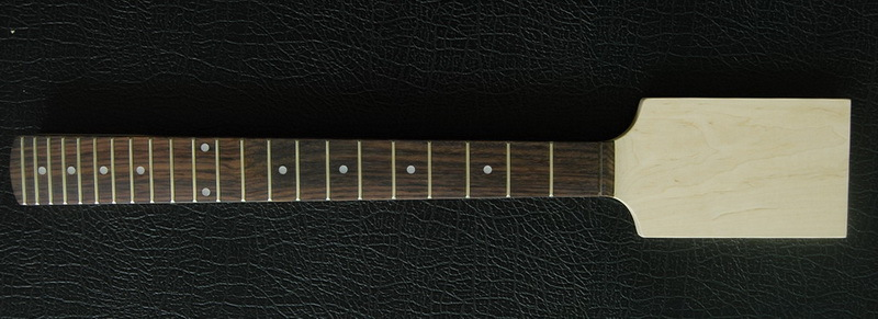 New High Quality Unfinished electric guitar neck    Solid wood   fingerboard NEW model 1pcs #7 6040 cnc laser engraving and cutting machine