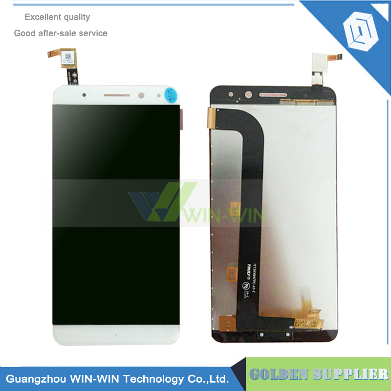 GM5 Plus Android one LCD Display +Touch Screen Digitizer Assembly Replacement Accessories For General mobile GM 5 Plus