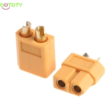 5Pairs XT60 Male Female Plugs Bullet Connectors for RC Lipo Battery
