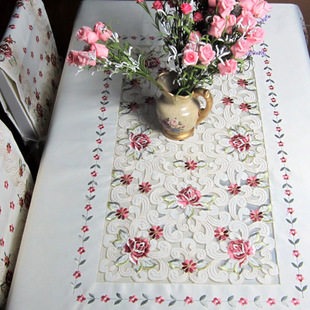 Fashion cutout dining table cloth chair covers bedside cabinet cover satin embroidered fabric sofa cover circle table cloth fashion cutout dining table cloth chair covers bedside cabinet cover satin embroidered fabric sofa cover circle table cloth watchth