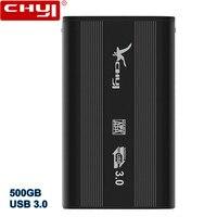 External Hard Drive 500GB HDD 2.5 inch USB 3.0 High Speed Shockproof External Hard Disk for Desktop Laptop External Hard Drives