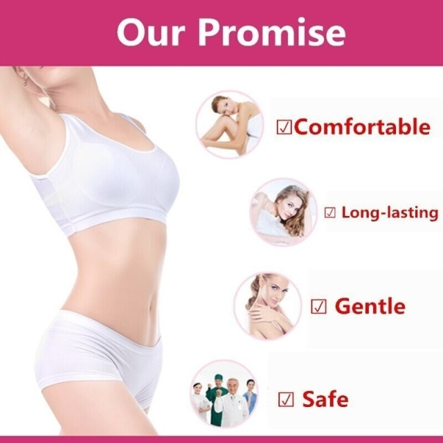 2 Pcs New Magic Painless Hair Removal